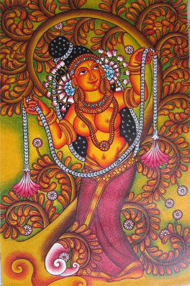 Mural Paintings in Kerala Art Culture of Kerala Kerala Kerala