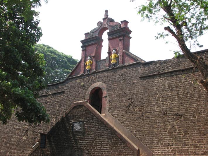 thalassery-fort