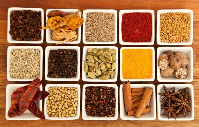 spice-plantation