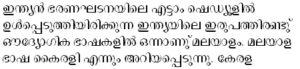 thoolikaunicode