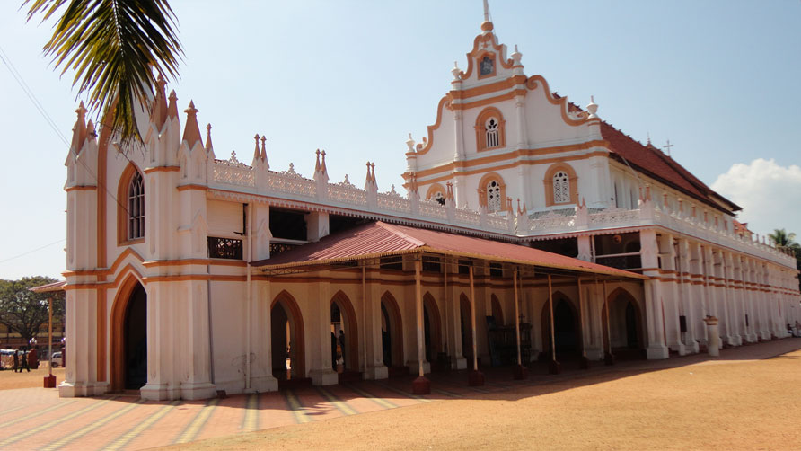 edathua-church