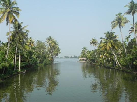 kuttanad-backwaters