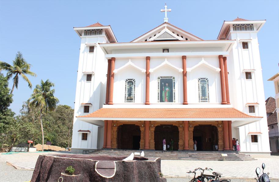 malayattoor-church