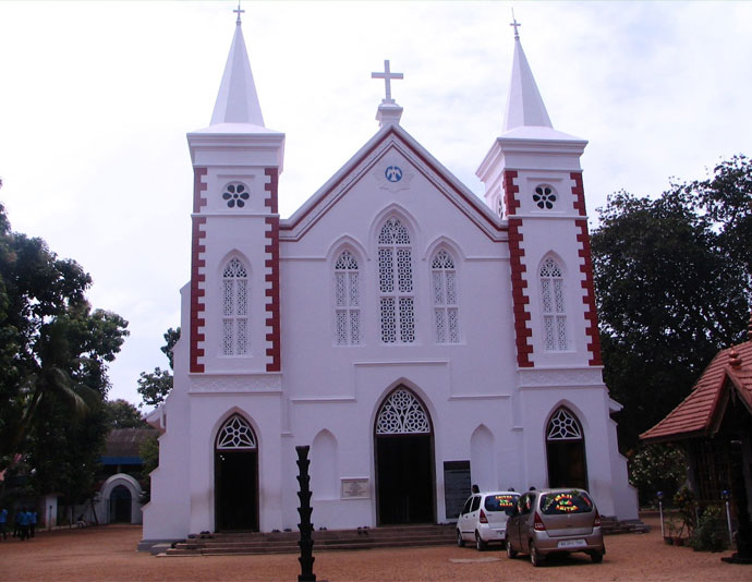 niranam-church