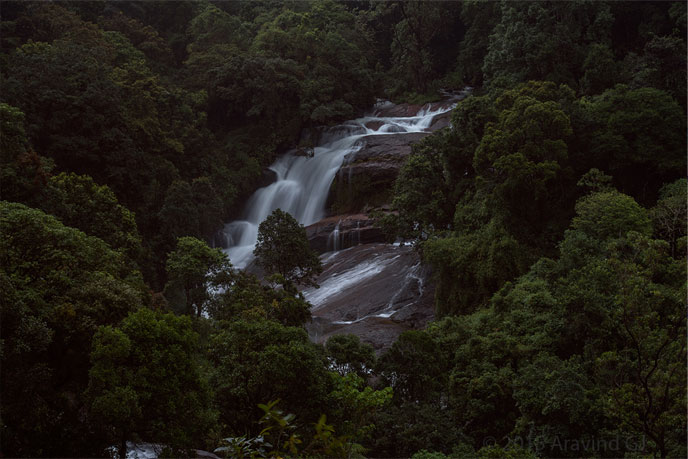 nyayamkad-waterfalls