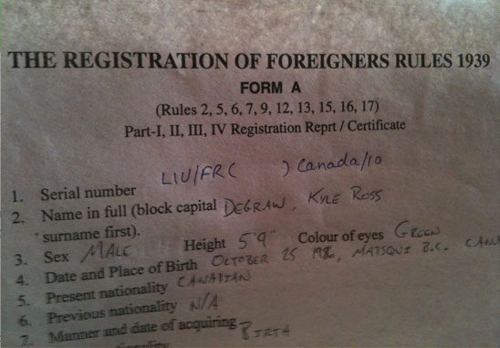 registration-foreigners