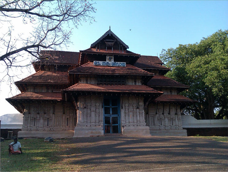 vadakkumnatha-temple