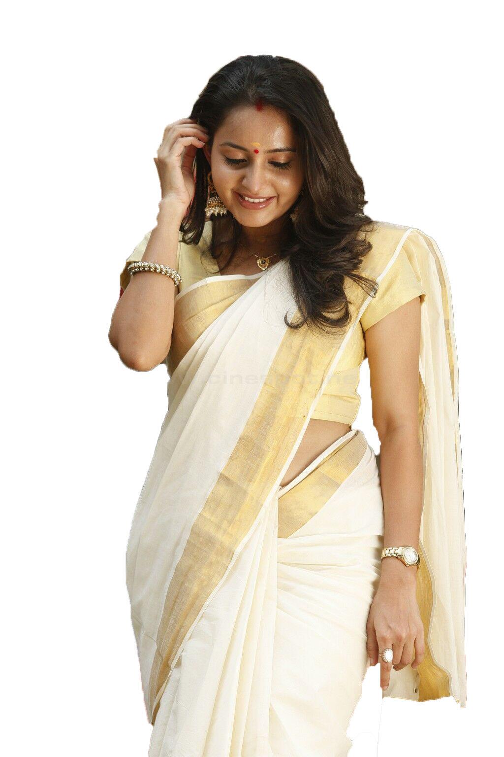 Actress Kerala Traditional Dress (2)