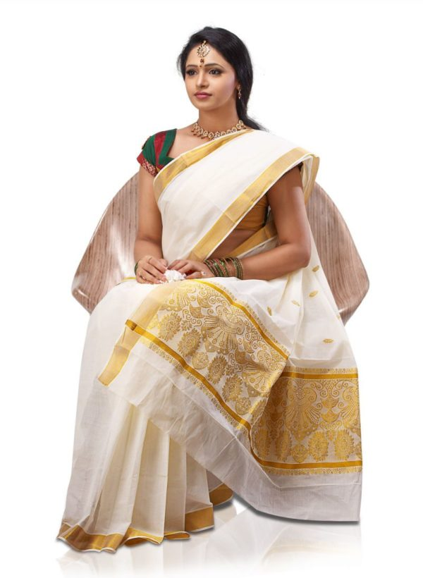 Actress Kerala Traditional Dress (4)