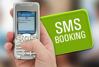 Train Ticket Booking via SMS