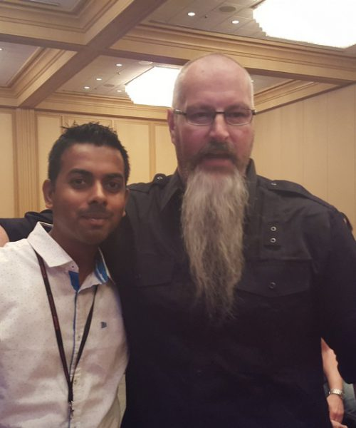Ethical Hacking Master Remesh Ramachandran Gates Recognition From Google